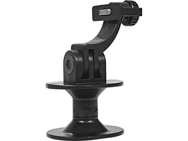 Knog PWR Supporto per casco e GoPro